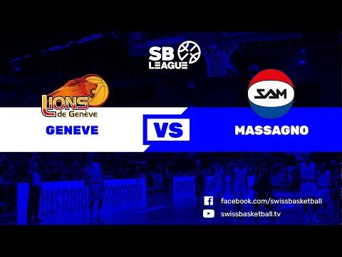 SB League - Day 2: GENEVE vs. MASSAGNO