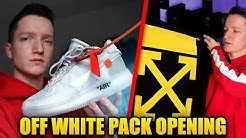 📦 OFF WHITE x NIKE PACK OPENING