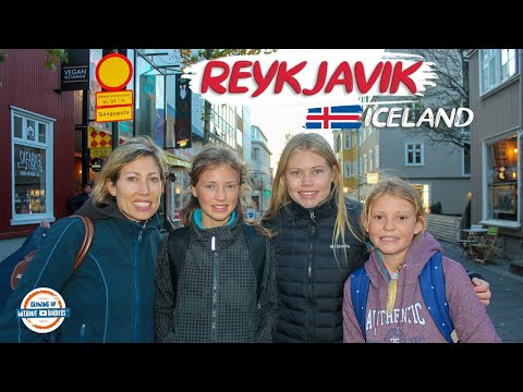 24 Hours in Reykjavik - What to See and Do on a Layover in Iceland | 90+ Countries with 3 Kids