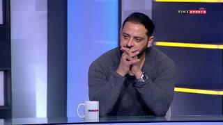 وليد صلاح عبد اللطيف يرد على جمهور الأهلي بعد الهجوم عليه