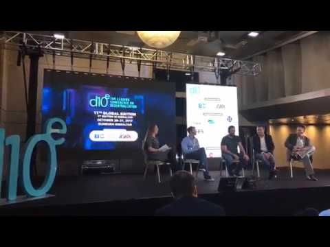 Panel: Tokenisation of physical assets & ecosystems  | d10e