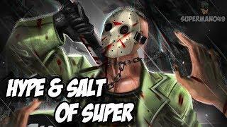My Favorite Mortal Kombat X Match EVER!! - Mortal Kombat X Hype & Salt Of Super #5 & 6