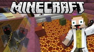 [GEJMR] Minecraft - DeathRun - Kdo je více zákeřný smrťák?