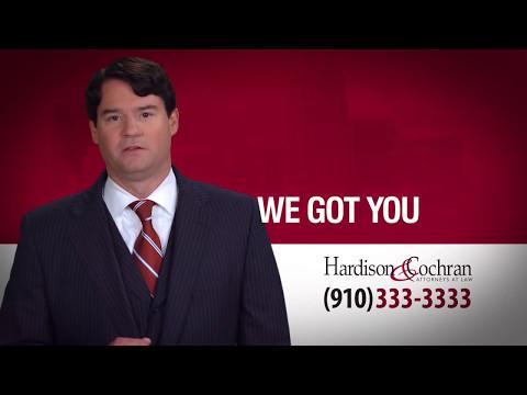 Hardison & Cochran / Fayetteville, NC Personal Injury Lawyer Live Chat