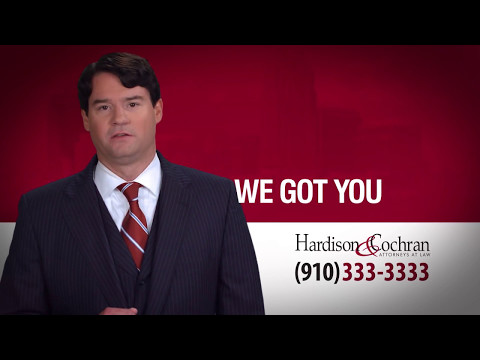 Hardison & Cochran / Fayetteville, NC Personal Injury Lawyer Live Chat