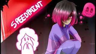 Reflection | Speedpaint #31 | Collab with Hopeless Peaches