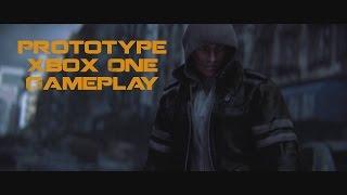 Prototype Xbox One Gampeplay
