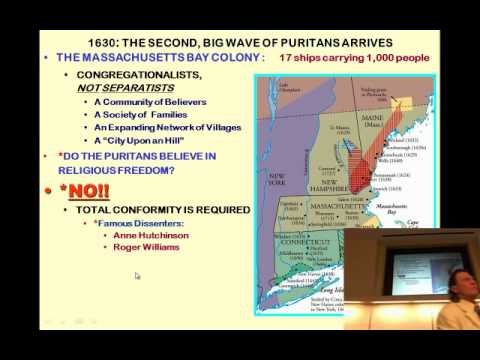 FOUNDING THE NORTHERN COLONIES   NEW ENGLAND AND THE MIDDLE COLONIES   SPRNG 2014