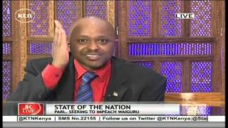 Jeff Koinange Live with Tonny Gachoka 10th Oct. 2015 part 2