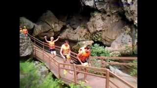 Discover Dark Cave - Mission complete - French group - abstravel asia