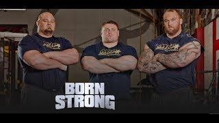 وثائقي – مسابقة أقوى رجال في العالم – مترجم 18+  Born Strong 2018 HD