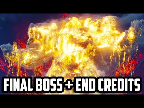 DESTINY 2 End Credits Cutscene + Final Boss! COMPLETE FULL Ending! - 동영상
