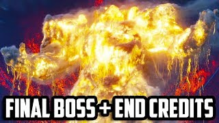 Destiny 2 end credits cutscene + final boss! complete full ending!