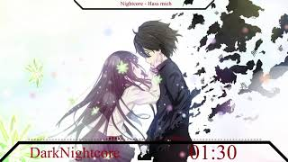 DarkNightcore - Hass mich