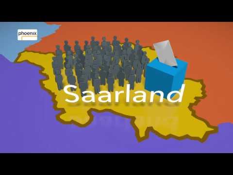 Wahlen am 26.03.17 im Saarland: Informationen zum Bundesland