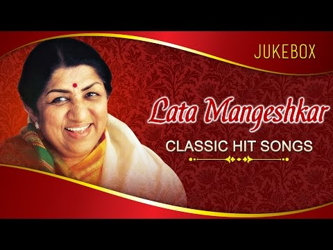 Lata Mangeshkar Classic Hit Songs | Best Old Hindi Songs | Jukebox Collection