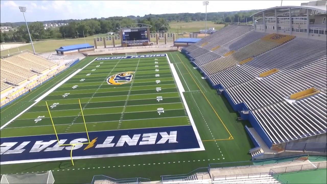 Dix stadium at Kent State