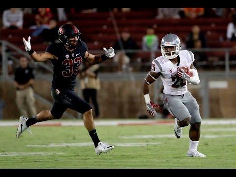 Washington State vs Stanford 2016
