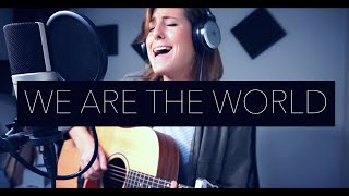 We are the world 2015 (acoustic cover)