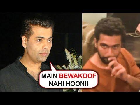 Karan Johar ANGRY Reaction On Drugs Party Controversy Video | Deepika - Ranbir, Arjun - Malaika