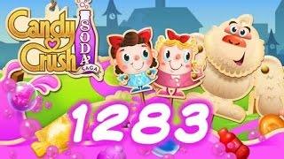 Candy Crush Soda Saga Level 1283