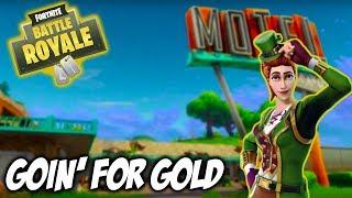 NEW SAINT PATRICK'S DAY SKINS - Fortnite Battle Royale Gameplay