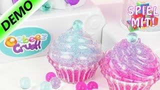 Orbeez Crush - Cup Cakes aus zermatschten zerquetschten Orbeezperlen DEMO