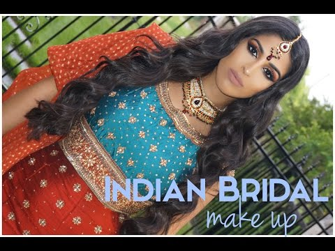 Indian Wedding Make-Up