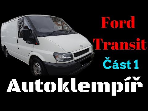 Ford Transit (Část 1) (Car body repair)