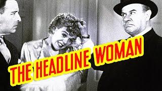 The Headline Woman (1935) Action, Crime, Drama Full Length Movie