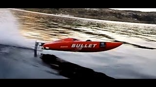 Joysway Bullet RC boat  Very Special Edition - 6S