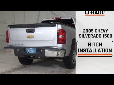 Etrailer Trailer Wiring Harness Installation 2005 Chevrolet Silverado Youtube
