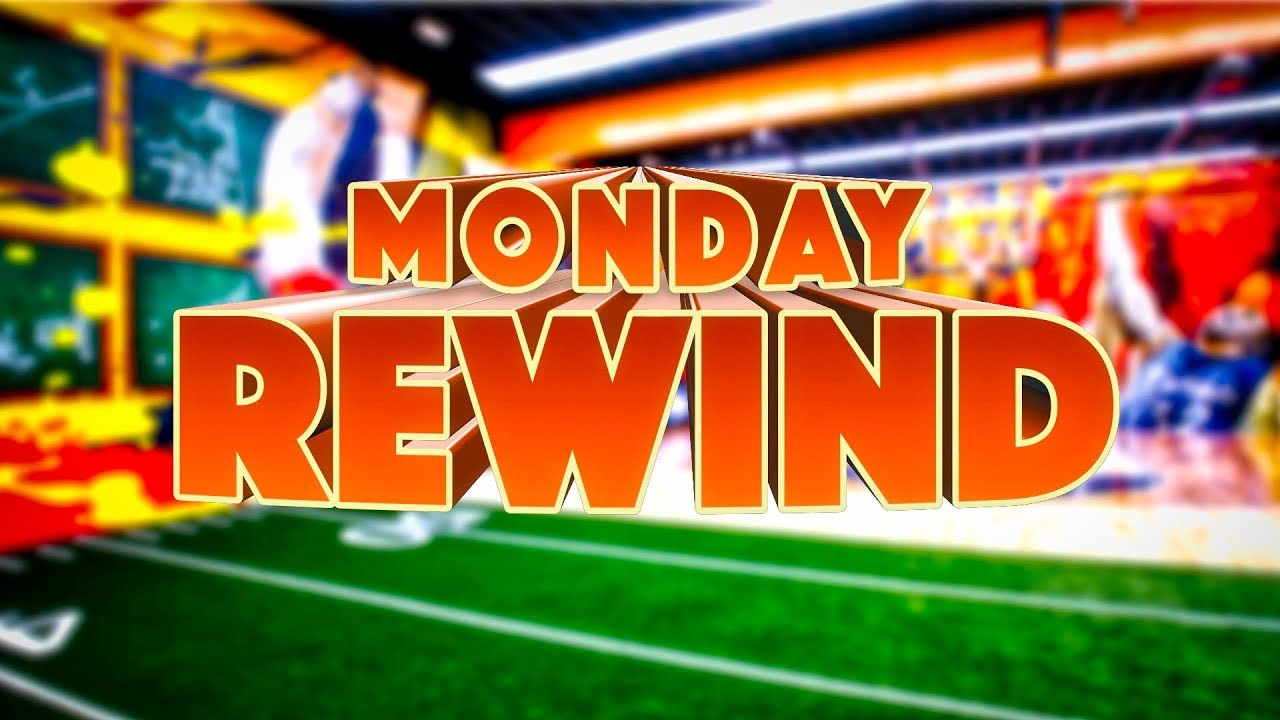 Monday's Rewind   10/14/19