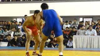 Varun Gujjar of Bali : Olympic trial- Mausam in Red Vs Varun