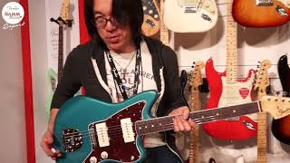 【NAMM2018】 Fender American Original Jazzmaster & Jaguarスペシャル・デモンストレーション by TOMO FUJITA【デジマート・マガジン】
