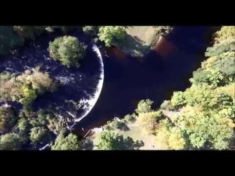 Horseshoe Falls Llangollen
