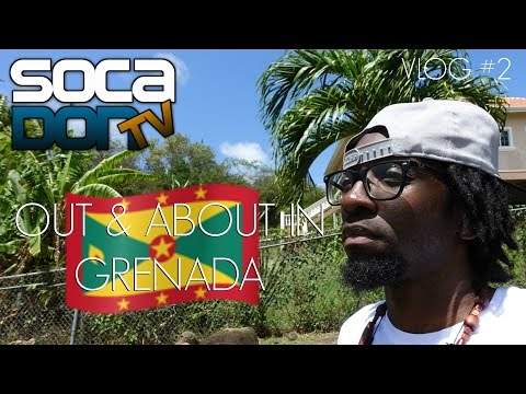 Out & About In Grenada 🇬🇩 [VLOG #2]