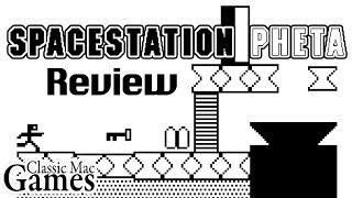 Spacestation Pheta Review - Classic Mac Games #38 - Killgruz
