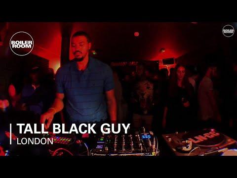 Tall Black Guy Boiler Room London DJ Set