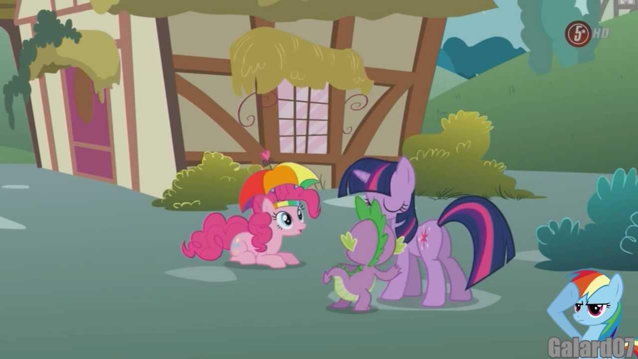 Fluttershy Muere Y La Excitación De Pinkie