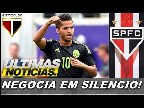 GIRO DE NOTICIAS DO TRICOLOR, GIOVANI DOS SANTOS, THOMAZ, TO