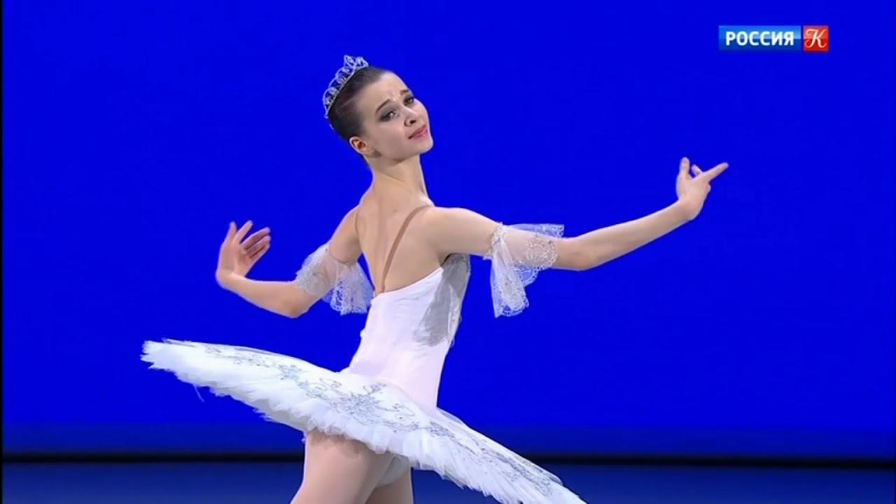 Русский балет IV, Анастасия Плотникова, Лауреат III премии