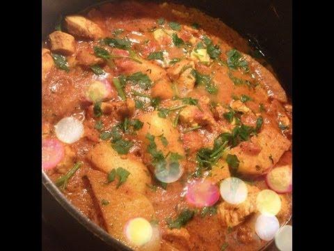 recette poulet tikka massala poulet au curry youtube. Black Bedroom Furniture Sets. Home Design Ideas