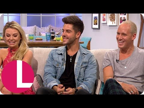 'Made in Chelsea' Stars Toff, Alex and Jamie Are Off to Ibiza!   Lorraine