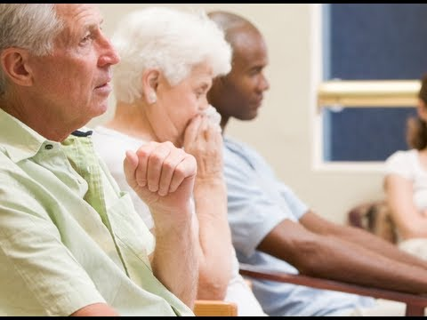 Cold And Flu   Information For The Elderly   StreamingWell.com