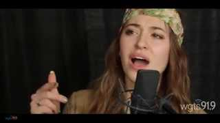 "Lauren Daigle ""How Can It Be"" LIVE at WGTS 91.9"