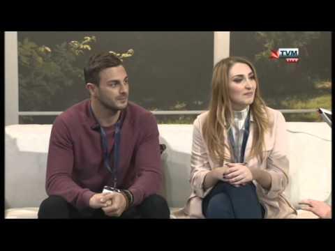 Corazon Interviews Josef Mizzi & Lyndsay Pace on TwelveTo3
