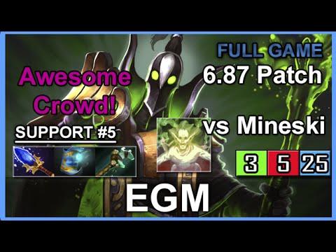 Alliance EGM Rubick vs Mineski Manila Major Full Game
