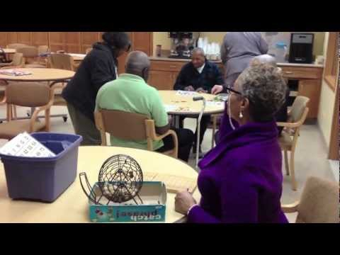 Accolade Adult Day Services hosts bingo and coffee
