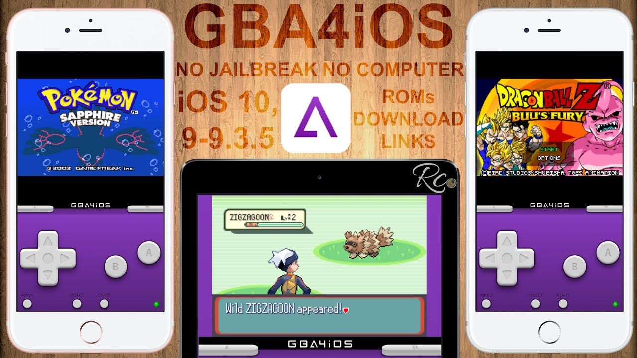 how to get gba4ios on ios 11.3